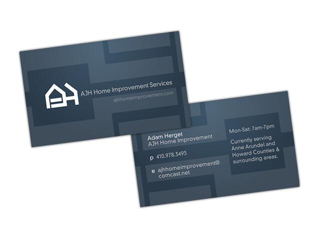 Ajh home improvement business card mos creative flickr colourmoves