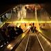 The escalators, Tate Modern