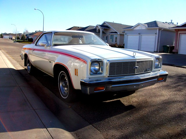 1976 Chevrolet Malibu Coupe Olympic Edition Flickr