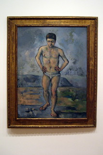 NYC - MoMA: Paul Cézanne's The Bather | by wallyg