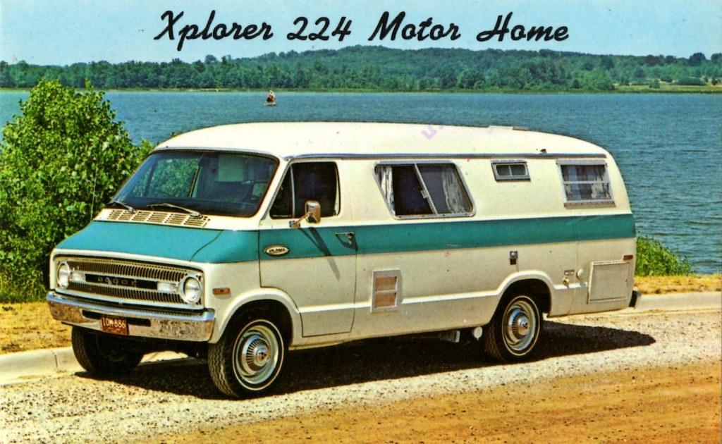 1973 Dodge Xplorer 224 Motor Home (Frank Industries, Inc.)… | Flickr