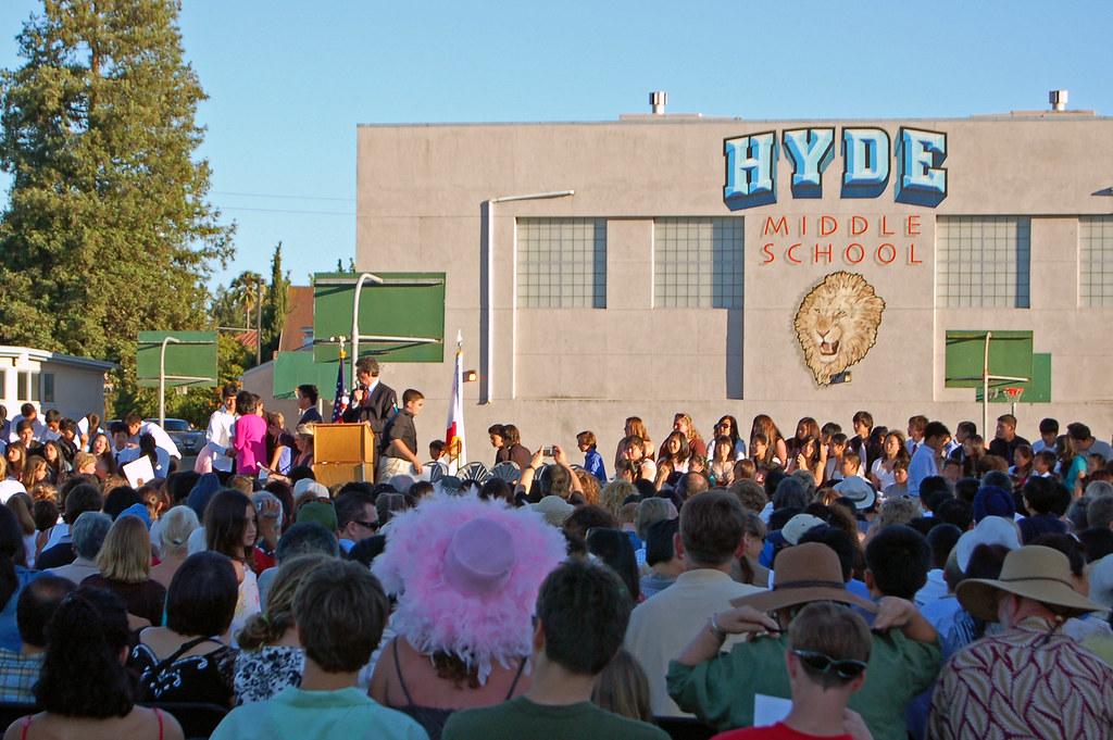 Hyde Middle School | Kent Buckingham | Flickr