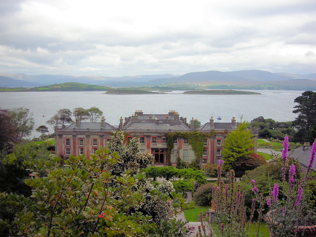 Bantry house co cork ireland around 1700 bantry for Bantry house