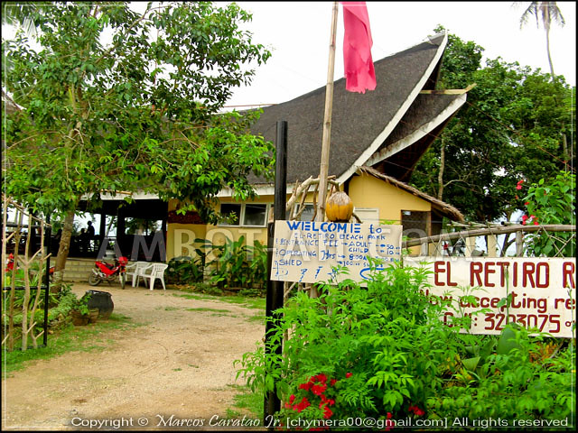 El Retiro Beach Resort Buenavista Guimaras Philippines