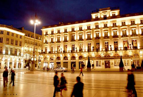 Regent grand hotel bordeaux by ah block for Hotel original bordeaux