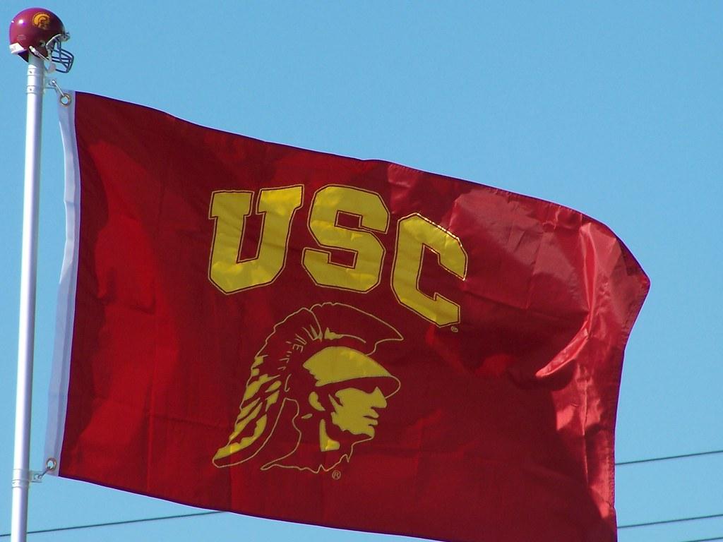 For that Handjob usc flag