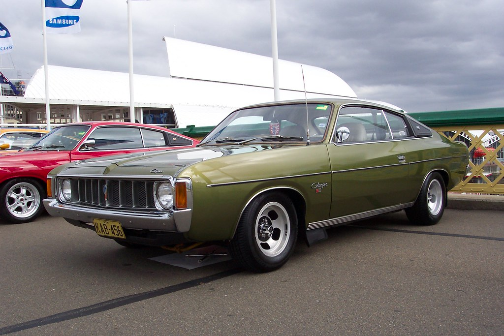 1976 Chrysler Vk Valiant Charger 1976 Chrysler Vk Valiant Flickr