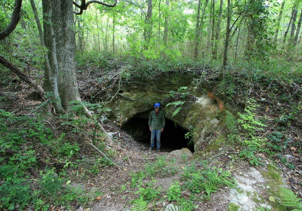 cottondale cave, jackson county, florida, allen mosler 1 ...