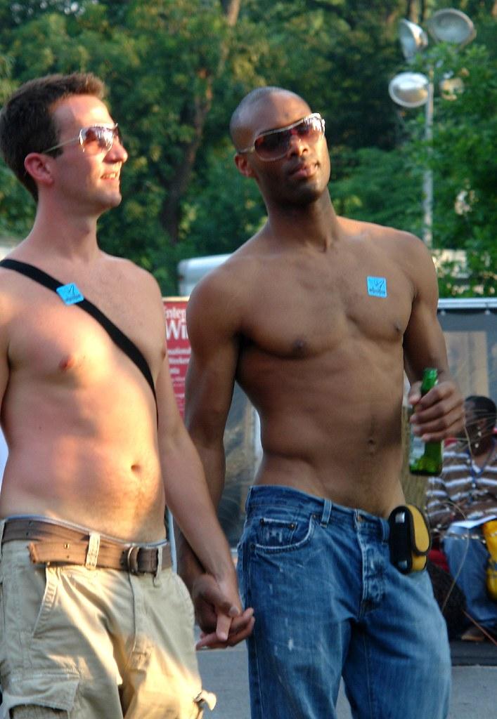 Images of gay men