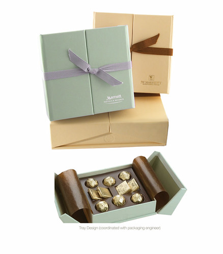 Luxe Premium Chocolate Packaging Design Line Of Ultra