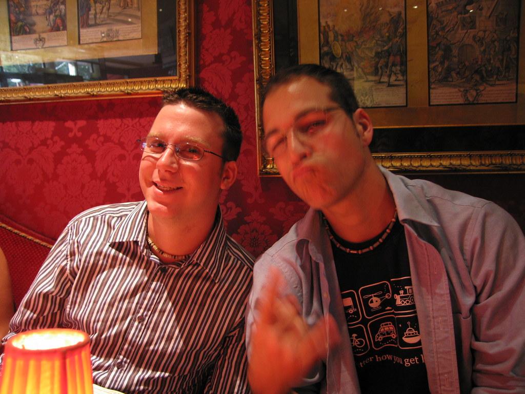 Joe and Steve   Matt Chan   Flickr