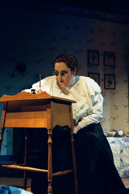 the miracle worker annie sullivan Performers and production deliver in this take on helen keller and her time with  teacher annie sullivan.