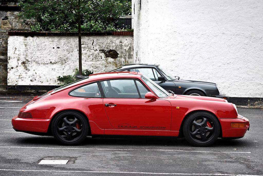 porsche 911 carrera 964 tuned by roock sportsystem flickr. Black Bedroom Furniture Sets. Home Design Ideas