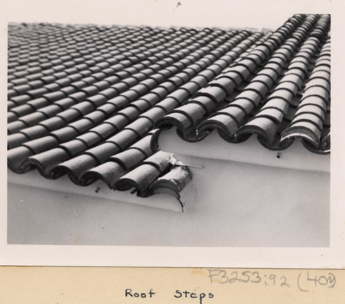 Roof Stepped Tile | by California State University Channel Islands