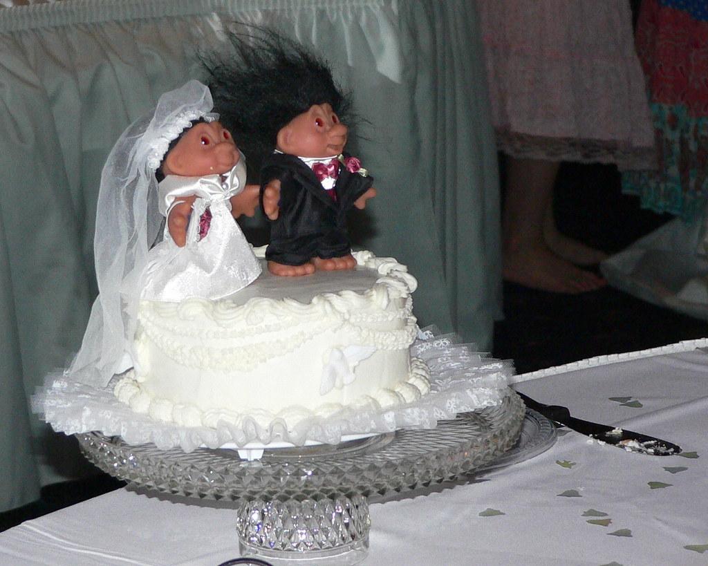 Troll Cake By Zee Clik Design