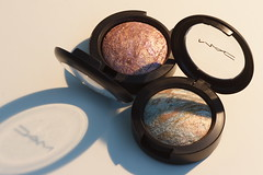 M.A.C. Flashtronic Mineralize eye shadow | by ookikioo