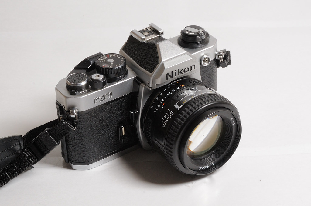 Nikon Fm2 Blogged On Saladtomatonion Com Blog 2010 05 23