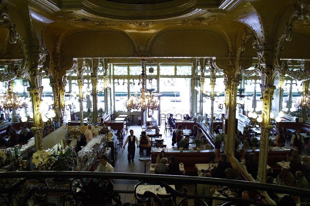 Brasserie Le Grand Caf Ef Bf Bd Valence