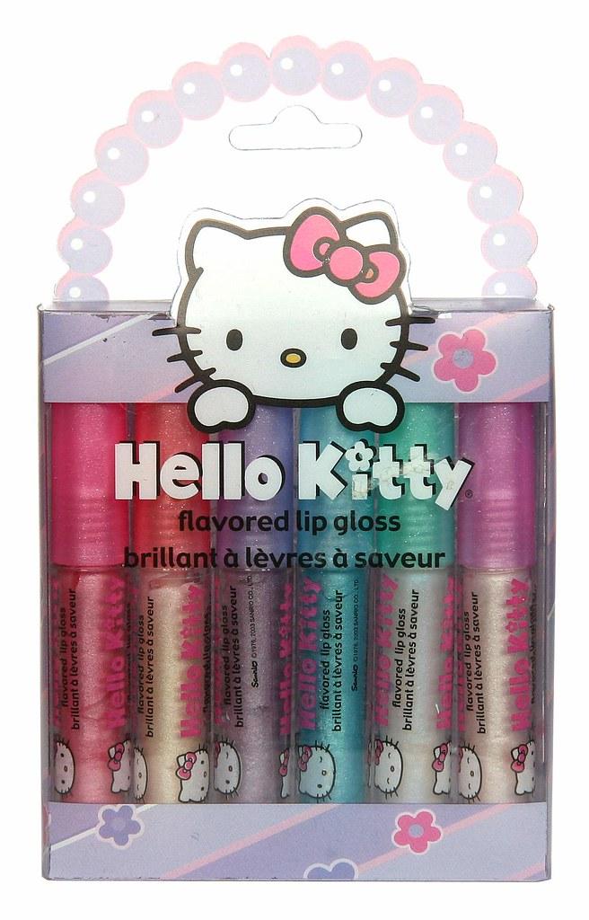 Hello Kitty Lip Balm Set Hello Kitty Lip Balm Set Flickr