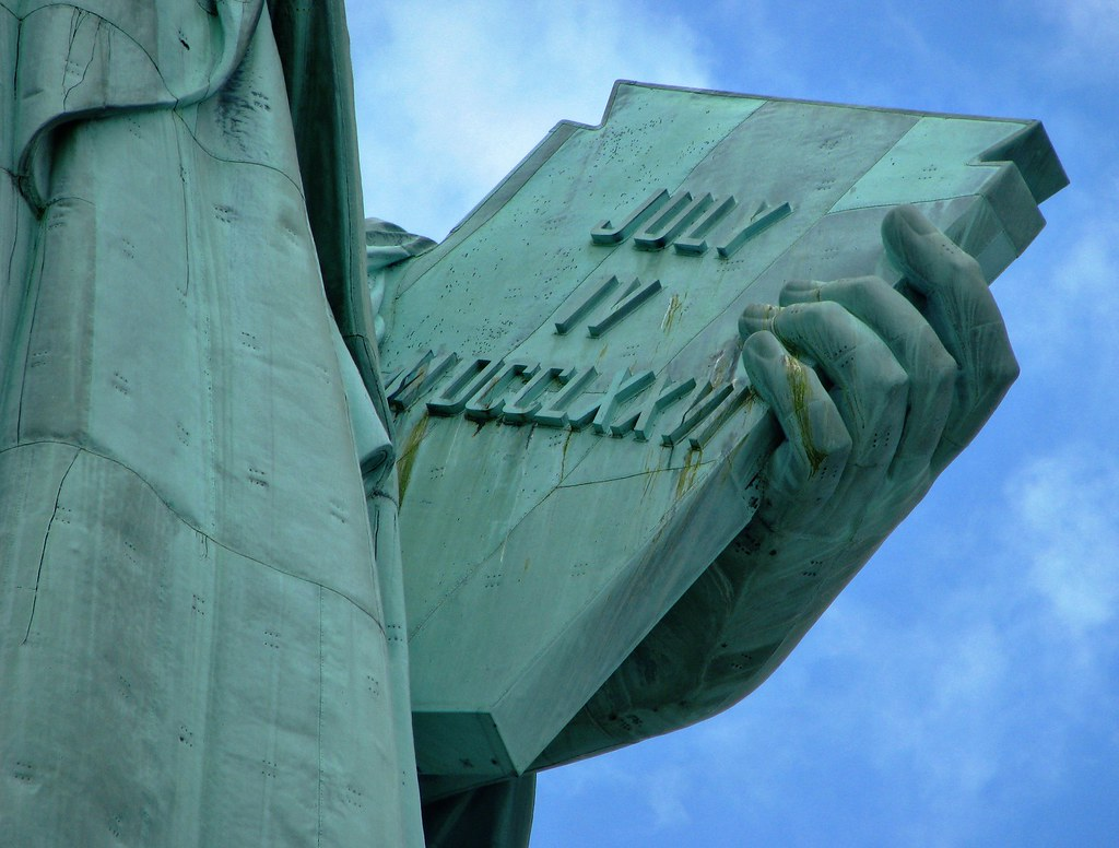 The Statue of Liberty - ThingLink