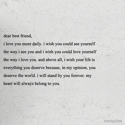 letter to my ex best friend i best friend friendship words quotes 41c2c 3113