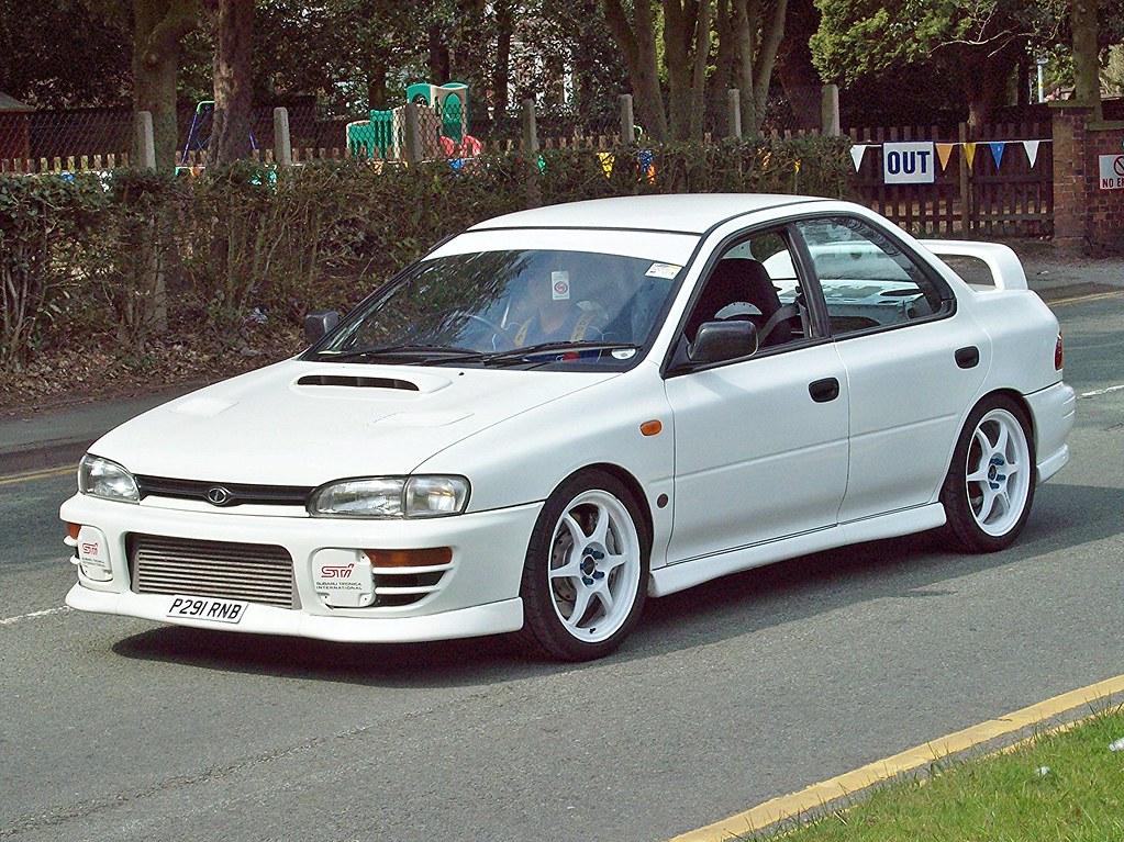 187 Subaru Wrx Sti 1996 Subaru Wrx Sti 1994 01