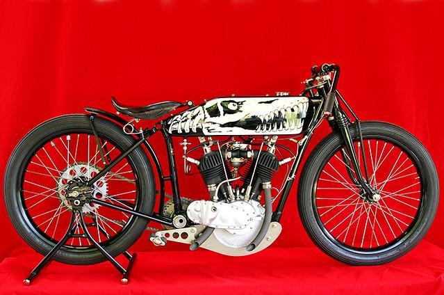 1920 Harley-Davidson Flat Track Racer