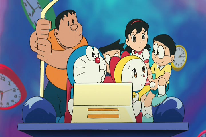 Doraemon: Nobitas Great Battle of the Mermaid King