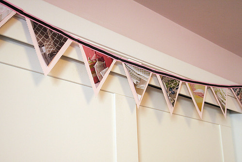 Recycled Paper Bunting | by Nicole Balch