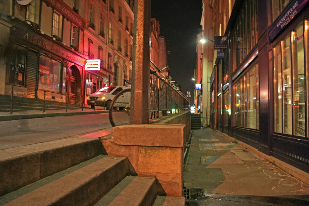 rue monsieur le prince paris france pa 487 20 points flickr. Black Bedroom Furniture Sets. Home Design Ideas