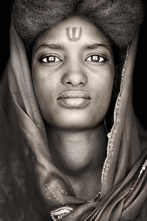 young wodabe from Niger / Mali | by Mario Gerth Photography