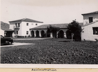 Original Administration Building: front of North Quad | by California State University Channel Islands