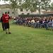 Students Perform CI Rap at Discover CI