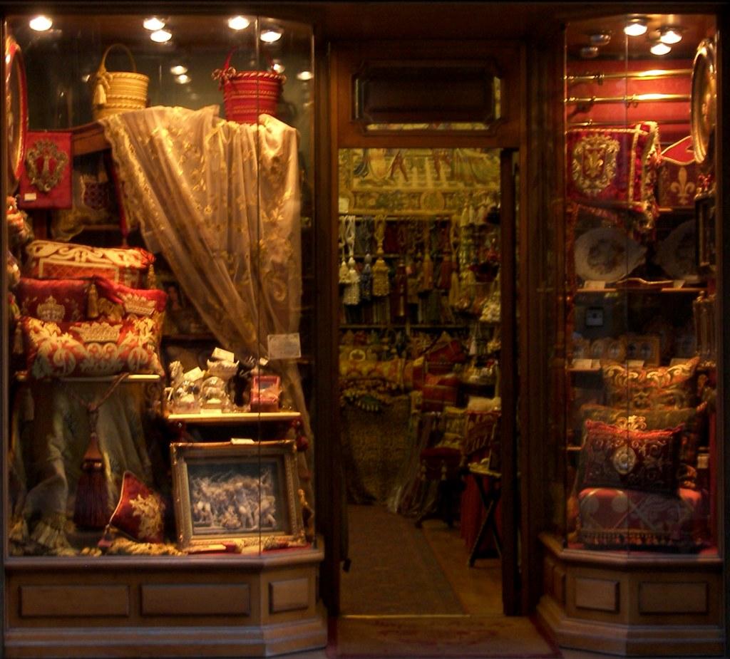 Negozio di passamaneria via porta rossa firenze flickr - Porta rossa firenze ...