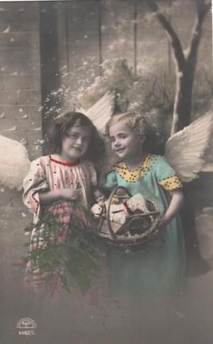 Christmas Vintage Postcards
