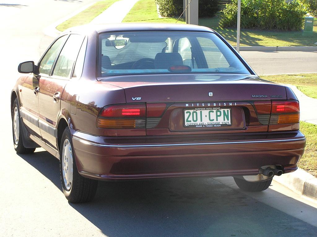 1994 ts mitsubishi magna executive this car belongs to a s flickr. Black Bedroom Furniture Sets. Home Design Ideas