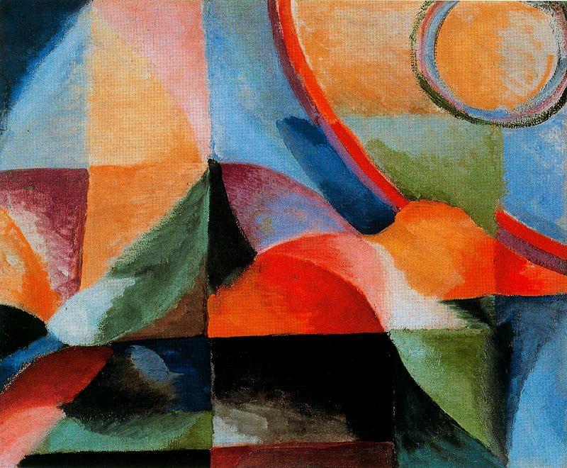 Delaunay Terk Sonia 1885 1979 1913 Simultaneous Contr