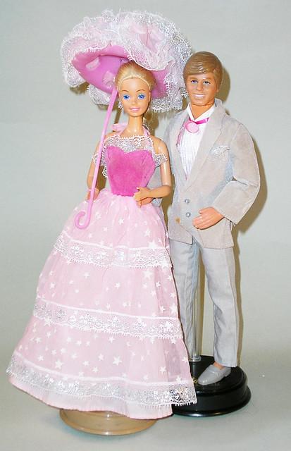 barbie e ken luci di stelle | pamd3v | Flickr