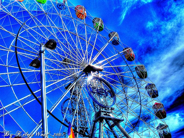 royal adelaide show fairy wheel here is. Black Bedroom Furniture Sets. Home Design Ideas