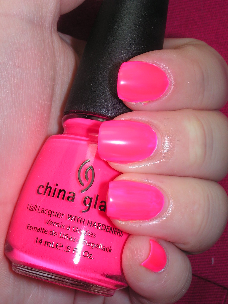 Glaze Pool China Glaze Pool Party 2c