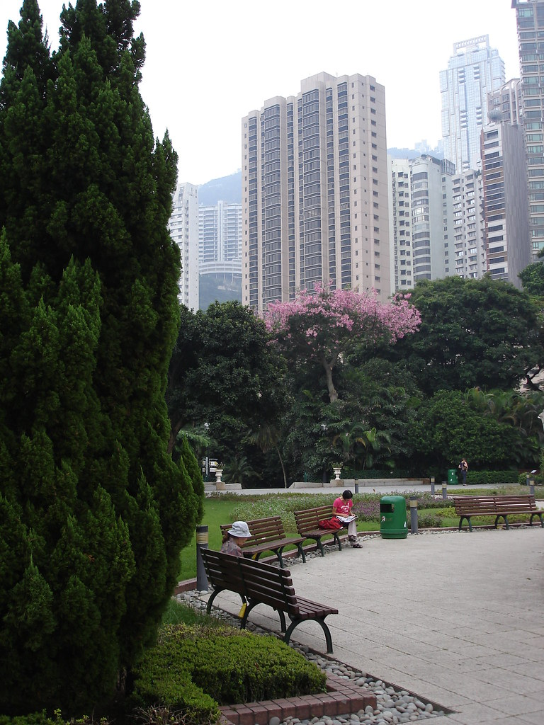 Hong Kong Zoological And Botanical Gardens Fvanrenterghem Flickr