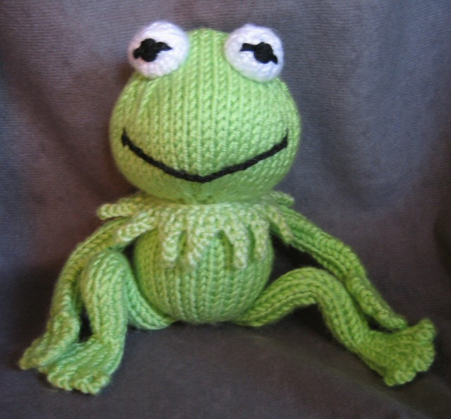 Kermit THE Frog with Frog Legs | Kermit the Frog of Muppet ...