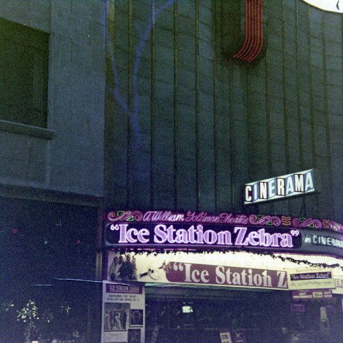 Randolph Cinerama, Philadelphia, photo by Dennis Zimmerman | by HowardBHaas