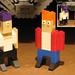 Futurama's Lego Fry & Leela