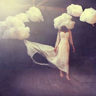 a breeze in the room | by brookeshaden