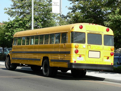 Superior School Bus | Late 1960s/early 1970s Superior ...