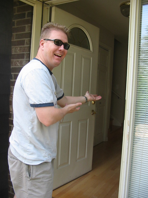 Come And Knock On Our Door I Promise To Answer The Door