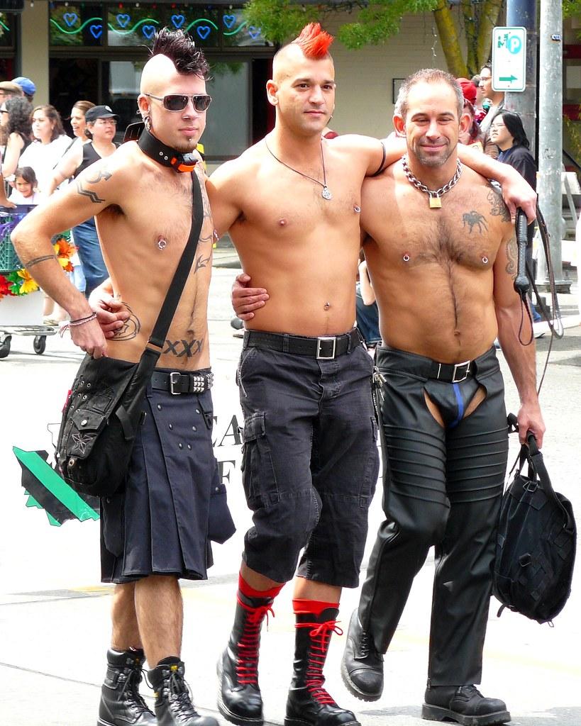 Trio Gay 68