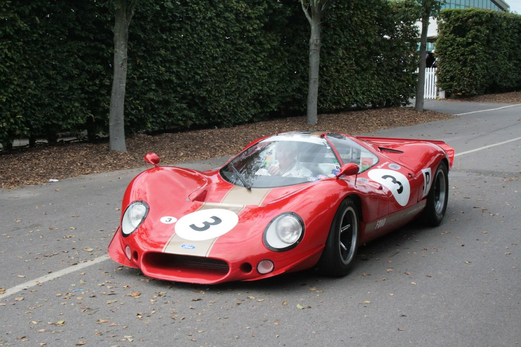 Ford P68 A K A F3l Some Precursor To The Gt40 From