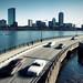 Boston in Urban Acid Look